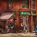 Store - Albany Ny -  The Bayou by Mike Savad