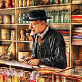 Store - In The General Store by Mike Savad