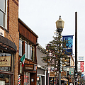 Storefront Shops In Truckee California 5d27490 by Wingsdomain Art and Photography