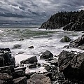 Storm At Gulliver's Hole by Marty Saccone