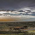 Storm Over Emmett Valley by Robert Bales