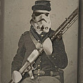 Storm Trooper Star Wars Antique Photo by Tony Rubino