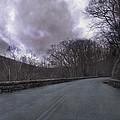 Stormy Blue Ridge Parkway by Betsy C Knapp