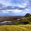 Storybook Beauty Of The Isle Of Skye by Mark E Tisdale