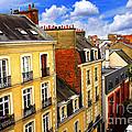 Street In Rennes by Elena Elisseeva