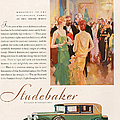 Studebaker 1929 1920s Usa Cc Cars by The Advertising Archives