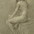 Study For Lilith by Robert Fowler