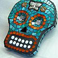 Sugar Skull by Jenny Bowman