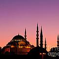 Suleymaniye Sundown 02 by Rick Piper Photography