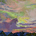 Summer Evening Print by Michael Creese
