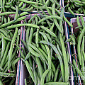 Summer Green Beans by Kathie McCurdy