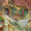 Summer In The Garden by Darien Henri-Gaston
