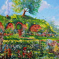 Summer In The Shire by Joe  Gilronan
