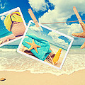Summer Postcards by Amanda And Christopher Elwell