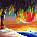 Summer Sunsets By Shawna Erback by Shawna Erback