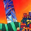 Sun City by Dawnstarstudios