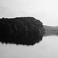 Sunrise Along The River by Debra Forand