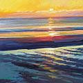 Sunrise Flats by Ed Chesnovitch