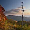Sunrise In Shenandoah National Park by Pierre Leclerc Photography
