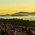 Sunrise Over Bellingham Bay by Robert Bales