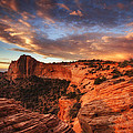 Sunrise Over Canyonlands by Darren  White