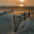 Sunrise Over Hatteras by Steven Ainsworth