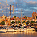 Sunrise Over La Ciotat France by Brian Jannsen