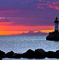 Sunrise Sailing by Mary Amerman