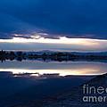 Sunset At Windsor Lake by Dana Kern
