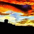 Sunset Colours by Ayse Deniz