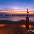 Sunset Lanta Island  by Adrian Evans