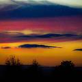 Sunset Serenity by Joe Bledsoe