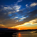 Sunset  by Tim Buisman
