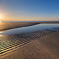Sunshine On The Beach by Debra and Dave Vanderlaan