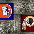 Super Bowl 22 by Joe Hamilton