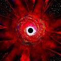 Super Massive Black Hole by David Lee Thompson