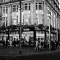 Supermacs Fast Food Restaurant Oconnell Street Dublin Republic Of Ireland by Joe Fox