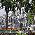 Suvarnabhumi International Airport In Bangkok by Sami Sarkis