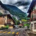 Switzerland Chalet