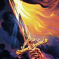 Sword of the Spirit Print by Jeff Haynie
