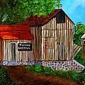 Tafoya's Old Sawmill In Colorado by Janis  Tafoya