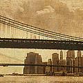 Tale Of Two Bridges by Joann Vitali