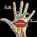 Talk To The Hand by Eloise Schneider