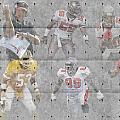 Tampa Bay Buccaneers Legends by Joe Hamilton