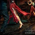 Tango Reflection by Michel Verhoef
