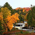 Taquamenon Falls by Dipali S
