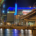 TD Garden - Boston Print by Joann Vitali