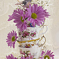 Tea Cups And Daisies...