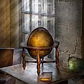 Teacher - Around The World by Mike Savad