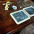 Teacher - School Slates by Susan Savad